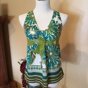 Ann Taylor Sleeveless Top